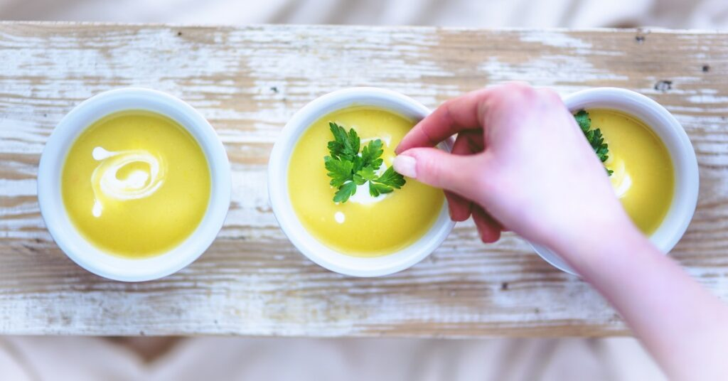 Es verdad que la sopa Engorda